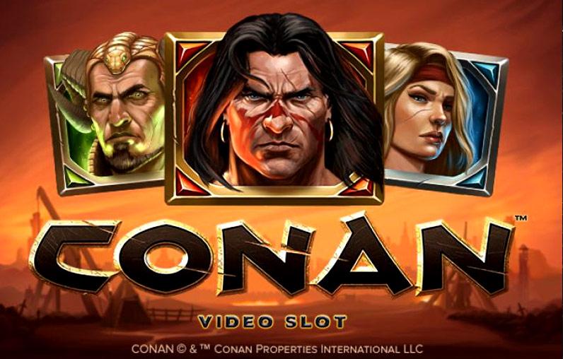 Conan au Casino